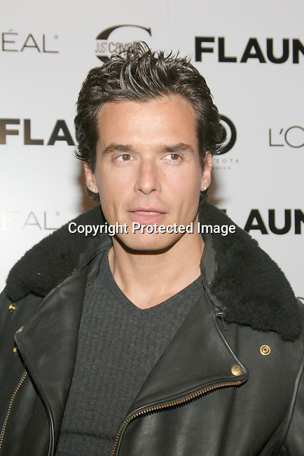 Antonio Sabato Jr.<br />