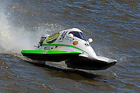 Paul Trolian (#94) SST-45 class.Bay City River Roar, Bay City,Michigan USA.26-2821 June, 2009..©F. Peirce Williams 2009 USA.F.Peirce Williams.photography.ref: RAW (.NEF) File Available
