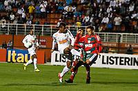 ATENÇÃO EDITOR: FOTO EMBARGADA PARA VEÍCULOS INTERNACIONAIS SÃO PAULO,SP,22 SETEMBRO  2012 - CAMPEONATO BRASILEIRO - SANTOS x PORTUGUESA - André jogador do Santos  durante partida Santos x Portuguesa  válido pela 26º rodada do Campeonato Brasileiro no Estádio Paulo Machado de Carvalho (Pacaembu), na noite deste sabado (22). (FOTO: ALE VIANNA -BRAZIL PHOTO PRESS)