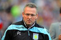 Saturday 15 September 2012<br /> Pictured: Aston Villa manager Paul Lambert.<br /> Re: Barclay's Premier League, Aston Villa v Swansea City FC at Villa Park, West Midlands, UK.