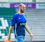 ROTTERDAM-  Pinoke-Den Bosch. coach Jesse Mahieu (Pinoke)  ABN AMRO CUP 2019 . COPYRIGHT KOEN SUYK.