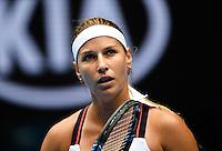DOMINIKA CIBULKOVA (SVK)<br /> <br /> TENNIS , AUSTRALIAN OPEN,  MELBOURNE PARK, MELBOURNE, VICTORIA, AUSTRALIA, GRAND SLAM, HARD COURT, OUTDOOR, ITF, ATP, WTA<br /> <br /> &copy; TENNIS PHOTO NETWORK