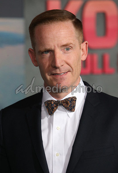 "08 March 2017 - Hollywood, California - Marc Evan Jackson. ""Kong: Skull Island"" Los Angeles Premiere held at Dolby Theatre. Photo Credit: AdMedia"