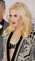 LOS ANGELES, CA - NOVEMBER 18: Gwen Stefani of No Doubt attends the 40th Anniversary American Music Awards held at Nokia Theatre L.A. Live on November 18, 2012 in Los Angeles, California.PAP1112JP313..PAP1112JP313..