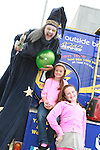 Mick Eile with Jasmine Tallon and Casey Barnett at the Drogheda Leisure Park Fun Day...Photo NEWSFILE/Jenny Matthews.(Photo credit should read Jenny Matthews/NEWSFILE)....This Picture has been sent you under the condtions enclosed by:.Newsfile Ltd..The Studio,.Millmount Abbey,.Drogheda,.Co Meath..Ireland..Tel: +353(0)41-9871240.Fax: +353(0)41-9871260.GSM: +353(0)86-2500958.email: pictures@newsfile.ie.www.newsfile.ie.FTP: 193.120.102.198.