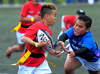 Poverty Bay v Auckland. Day one of the 2017 Air NZ Rippa Rugby Championship at Wakefield Park in Wellington, New Zealand on Monday, 18 September 2017. Photo: Dave Lintott / lintottphoto.co.nz