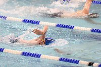 Picture by Richard Blaxall/SWpix.com - 14/04/2018 - Swimming - EFDS National Junior Para Swimming Champs - The Quays, Southampton, England - Marcus Harvey of Littlehampton during the Men's Open 100m Freestyle