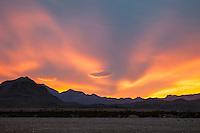 California Desert Sunset