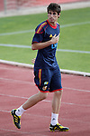 MADRID (25/05/09).- The Spanish Soccer national training session.  Javi Martinez...PHOTO: Cesar Cebolla / ALFAQUI