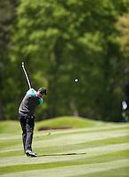 19.05.2015. Wentworth, England. BMW PGA Golf Championship. Practice Day. Graeme Storm during the practice round of the 2015 BMW PGA Championship from The West Course Wentworth Golf Club.
