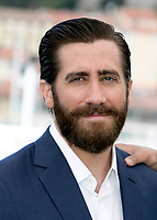 Actor Jake Gyllenhaal attends the photocall of the movie 'Okja' during the 70th Annual Cannes Film Festival at Palais des Festivals in Cannes, France, on 19 May 2017. - NO WIRE SERVICE · Photo: Hubert Boesl/dpa /MediaPunch ***FOR USA ONLY***