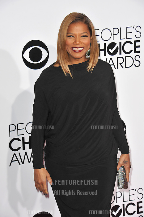 Queen Latifah at the 2014 People's Choice Awards at the Nokia Theatre, LA Live.<br /> January 8, 2014  Los Angeles, CA<br /> Picture: Paul Smith / Featureflash