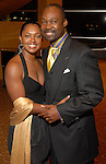 Dawn and Kennard McGuire at the Una Notte in Italia dinner and fashion show at the InterContinental Hotel Friday Nov. 07, 2008. (Dave Rossman/For the Chronicle)
