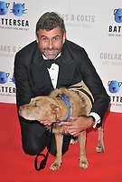 Trevor Pickett at the Battersea Dogs &amp; Cats Home Collars &amp; Coats Gala Ball 2018, Battersea Evolution, Battersea Park, London, England, UK, on Thursday 01 November 2018.<br /> CAP/CAN<br /> &copy;CAN/Capital Pictures