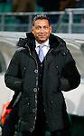 Nederland, Den Haag, 21 februari 2014<br /> Eredivisie<br /> Seizoen 2013-2014<br /> ADO Den Haag-Go Ahead Eagles <br /> Henk Fraser, trainer-coach van ADO Den Haag