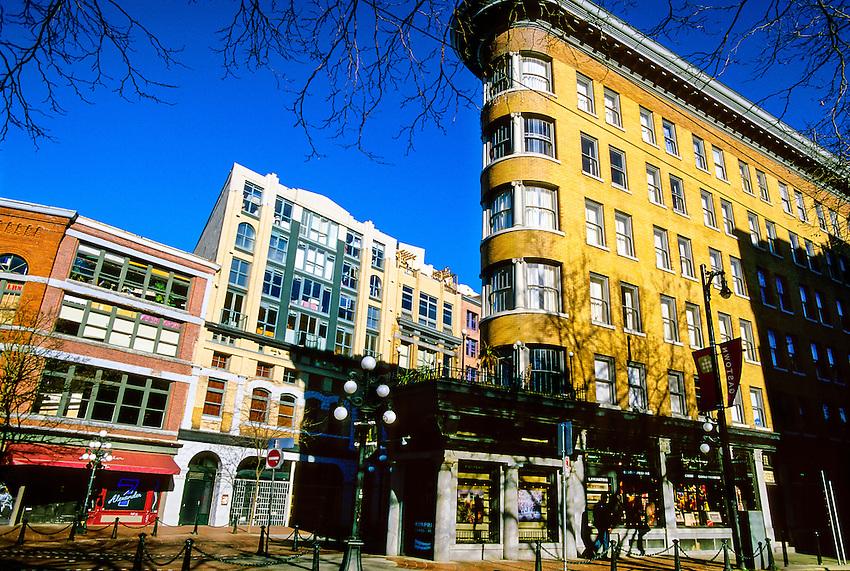 Gastown, Vancouver, British Columbia, Canada