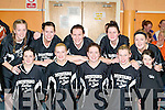 PLAYED: The St Pauls team that played St Mary's in the Regional ladies final at the St Mary's basketball blitz in Castleisland Community Centre on Sunday Front l-r: Cassandra Buckley, Emer Buckley, Marian O'Callaghan, Mairead Finnegan, Michaela Buckley. Back l-r: Caroline O'Mahony, Catriona O'Connor, Sinead O'Connor, Merrissa Galway and Lynn Jones.   Copyright Kerry's Eye 2008