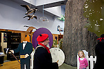 Seen in the Punxsutawney Weather Discovery Center in Punxsutawney, Pa in February 2, 2012.