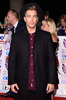 Matt Terry at the Pride of Britain Awards 2017 at the Grosvenor House Hotel, London, UK. <br /> 30 October  2017<br /> Picture: Steve Vas/Featureflash/SilverHub 0208 004 5359 sales@silverhubmedia.com