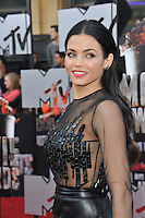 Jenna Dewan-Tatum at the 2014 MTV Movie Awards at the Nokia Theatre LA Live.<br /> April 13, 2014  Los Angeles, CA<br /> Picture: Paul Smith / Featureflash