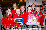Holy Cross Mercy Killarney pupils made and sold bath bombs for their project at the Young Entrepreneur finals in the Malton Hotel on Thursday l-r: Ciara White, Erin Dennehy, Keelyn O'Leary, Wiktoria Erziack, Carlise Caffrey and Amy Walshe