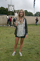 5/9/10 Model Vogue Wilson at Electric Picnic in Stradbally, Co Laois. Picture:Arthur Carron/Collins