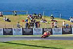 GP Moto Australia during the Moto World Championship 2014 in Phillip Island.<br /> Moto3<br /> juanfran guevara<br /> Rafa Marrodán/PHOTOCALL3000