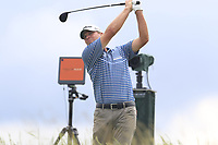 Steve Stricker (USA) tees off on the 7th tee during Saturday's Round 3 of the 117th U.S. Open Championship 2017 held at Erin Hills, Erin, Wisconsin, USA. 17th June 2017.<br /> Picture: Eoin Clarke | Golffile<br /> <br /> <br /> All photos usage must carry mandatory copyright credit (&copy; Golffile | Eoin Clarke)