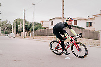 Jasper STUYVEN (BEL/Trek-Segafredo)<br /> <br /> Team Trek-Segafredo training camp<br /> Mallorca jan2019<br /> <br /> &copy;kramon