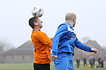 Bedford & District Sunday Football League, Dearden Trophies Second Division, Wootton Wanderers v Mowsbury Athletic Sunday 29 January 2012