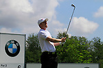 David Horsey (ENG) tees off on the 6th tee during Day 3 of the BMW Italian Open at Royal Park I Roveri, Turin, Italy, 11th June 2011 (Photo Eoin Clarke/Golffile 2011)