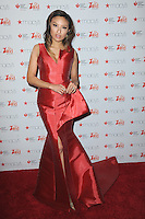 www.acepixs.com<br /> February 9, 2017  New York City<br /> <br /> Jeannie Mai attending the American Heart Association's Go Red For Women Red Dress Collection 2017 presented by Macy's at Fashion Week at Hammerstein Ballroom on February 9, 2017 in New York City.<br /> <br /> Credit: Kristin Callahan/ACE Pictures<br /> <br /> <br /> Tel: 646 769 0430<br /> Email: info@acepixs.com