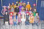 Children from 5th and 6th class in Loretto National School, KIllarney, who performed their belated Christmas play in the school on Friday morning were Donal O'Sullivan, Aisling O'Mahony, Luke Casey, Emily Cronin, AIne O'Sullivan, Cian Gammell, Fiachra O'Connell, Dylan Sheehan, Shauna Courtney, Aldina Murphy, Laura O'Sullivan, John Beecher, Anna O'Connor, Saoirse O'Connor, Niamh Randles, Luke O'Donoghue, Abby O'Donoghue, Elizabeth Mohan, David Shaw, Peter O'Donoghue, Patrick Wrenn, Billy Courtney and Ada Fleming.