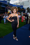 MIAMI BEACH, FL - MARCH 21: Rachel Crow attends the 'Rio 2' Premiere at Fontainebleau Miami Beach on March 21, 2014 in Miami Beach, Florida. (Photo by Johnny Louis/jlnphotography.com)