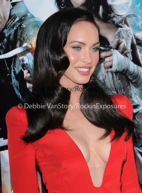 Megan Fox at the Warner Bros. Pictures Special Screening of Jonah Hex in Hollywood, California on June 17,2010                                                                               © 2010 Debbie VanStory / Hollywood Press Agency