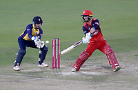 Alex Davies of Lancashire hits out during Lancashire Lightning vs Essex Eagles, Vitality Blast T20 Cricket at the Emirates Riverside on 4th September 2019.