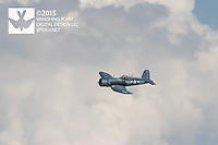 Warbirds and Classics over the Midwest 2015