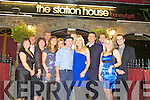 FUN-RAISING: Having fun while raising funds for the Chernobyl Children's Project Tralee, in the Station House Bar & Grill, Blennerville, on Friday, October 9th.