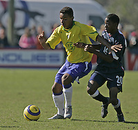 2005 Nike Friendlies - Alex Dixon