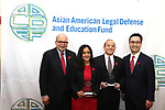 AALDEF Justice in Action Awards 3/27/19