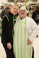 Pictured are Fran Byrne (left) and Karen Turner