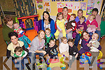 Members of Athea Parent & Toddler group pictured last Friday in Athea Community Centre.