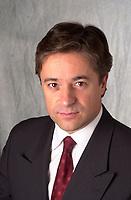 Pierre Lemonde,  2002 file photo<br /> <br /> photo : (c)  Images Distribution