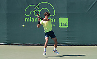 ALJAZ BEDENE (GBR)<br /> <br /> MIAMI OPEN, CRANDON PARK, KEY BISCAYNE, FLORIDA, USA<br /> <br /> &copy; TENNIS PHOTO NETWORK