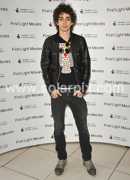 **ALL ROUND PICTURES FROM SOLARPIX.COM**.**WORLDWIDE SYNDICATION RIGHTS**.Inside arrivals at the First Light - Movie Awards.  Held at the Odeon, Leicester Square, London, UK. 2 March 2010...This pic: Robert Sheehan..JOB REF: 10824 SSD     DATE: 02_03_2010.**MUST CREDIT SOLARPIX.COM OR DOUBLE FEE WILL BE CHARGED**.**MUST NOTIFY SOLARPIX OF ONLINE USAGE**.**CALL US ON: +34 952 811 768 or LOW RATE FROM UK 0844 617 7637**