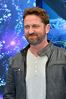 "LOS ANGELES, CA. February 09, 2019: Gerard Butler at the premiere of ""How To Train Your Dragon: The Hidden World"" at the Regency Village Theatre.<br /> Picture: Paul Smith/Featureflash"