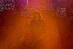 02.06.2012. Antonio Carmona performs during in the ´Cadena 100´ 20 th anniversary Concert at the stadium Vicente Calderon in Madrid. In the image: Antonio Carmona  (Alterphotos/Marta Gonzalez)
