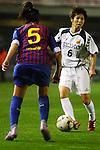 2012-02-02-FC Barcelona vs INAC Kobe: 1-1.