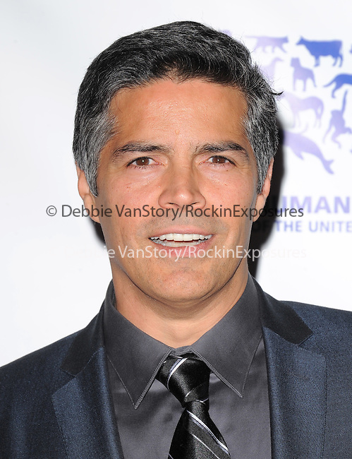 Esai Morales at The Humane Society of The United States celebration of The 25th Anniversary Genesis Awards in Beverly Hills, California on March 19,2011                                                                               © 2010 Hollywood Press Agency