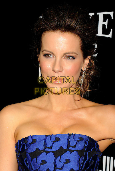 HOLLYWOOD, CA- FEBRUARY 27: Actress Kate Beckinsale arrives at the Hollywood Domino's 7th Annual Pre-Oscar Charity Gala at Sunset Tower on February 27, 2014 in West Hollywood, California.<br /> CAP/ROT/TM<br /> &copy;Tony Michaels/Roth Stock/Capital Pictures
